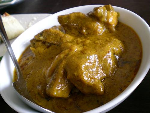 Payung's lamb masala