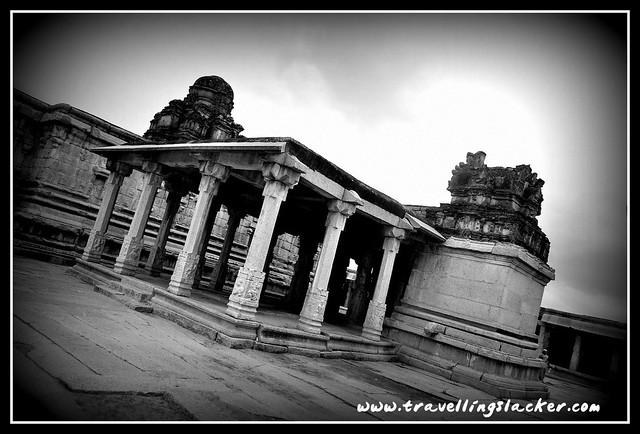 Hampi: Krishna Temple