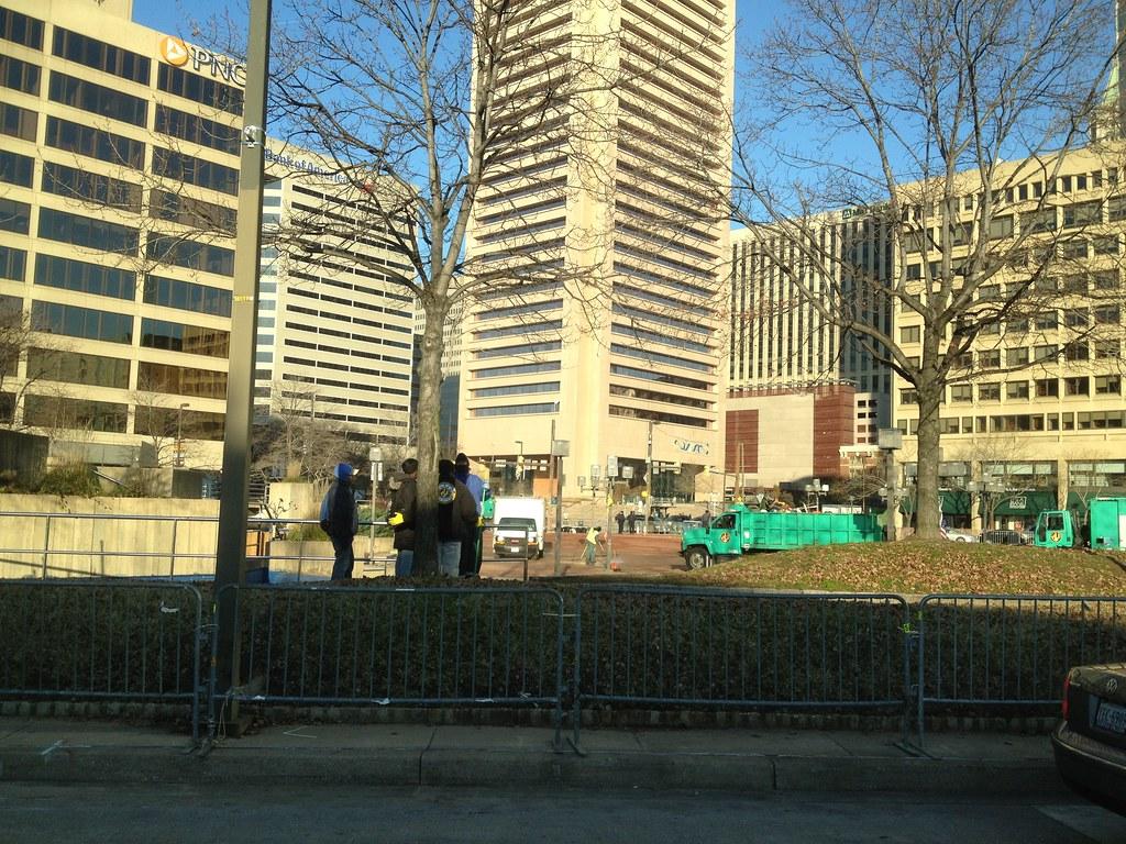 No more Occupy Baltimore