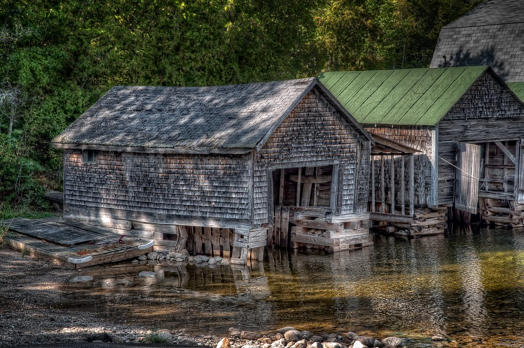 A House Underwater