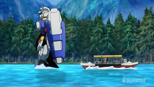 Gundam AGE  Episode 11  Reunion at Minsry Youtube  Gundam PH (26)