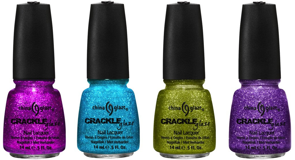 Crackle Glitters Collection - Promotional Photo (2)