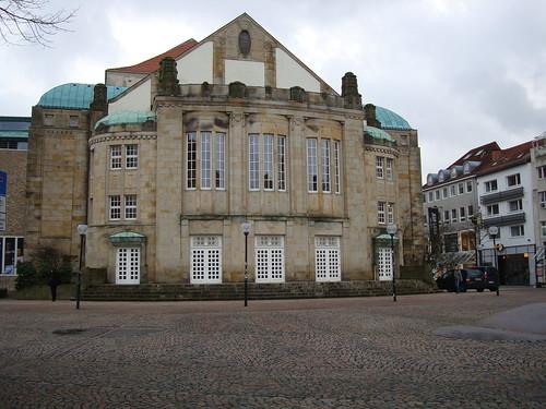 Theater Osnabrück by Jens-Olaf