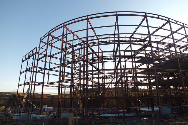 New Build Garthdee 4th Dec 2011