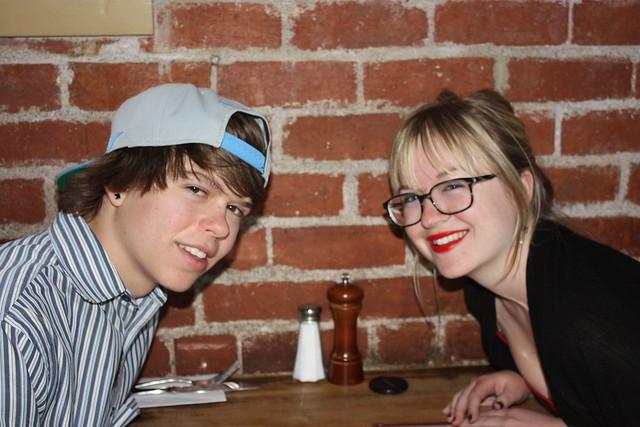 Sean & I