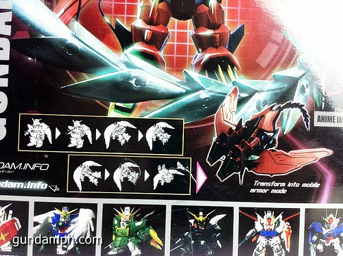 SD Gundam Online Capsule Fighter EPYON Toy Figure Unboxing Review (8)