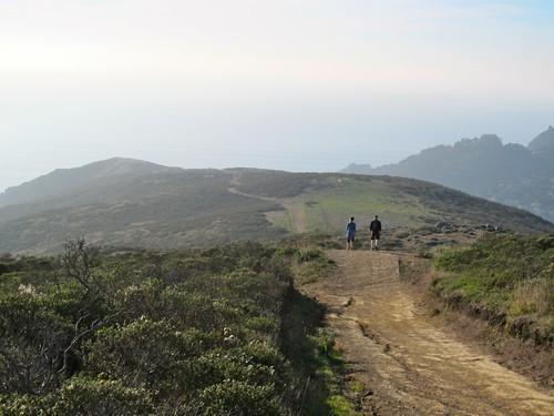 Coyote Ridge Trail