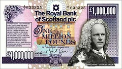 The Royal Bank of Scotland & The One Million Pound Man