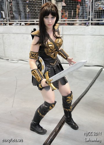Xena Warrior Princess Xena Cosplay