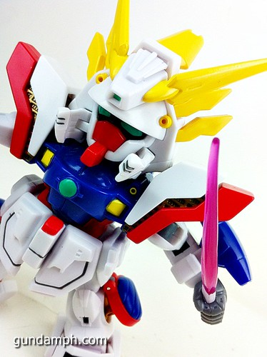 SD Archive Shining Gundam Unboxing Review (38)