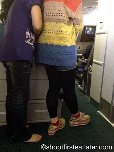 Cathay Pacific economy exit row-2