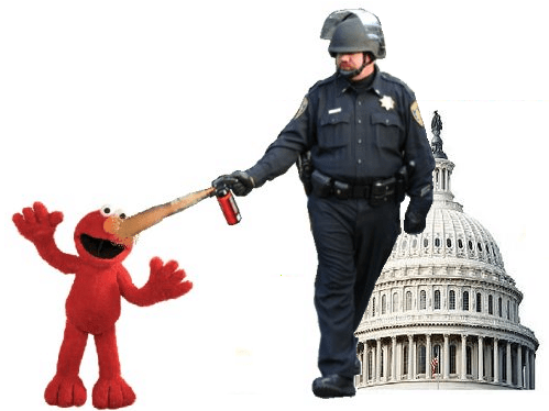 Puppet Radicals Run Riot in DC!