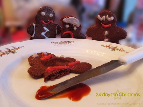 Do not cross - Delitti alla Vigilia di Natale 24/24 by [Piccola_iena]
