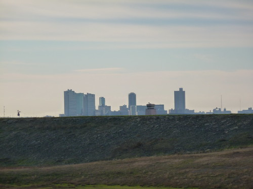 12-20-11 Fort Worth Skyline (distant)
