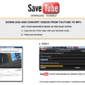 Save Tube: Download Free music from Youtube