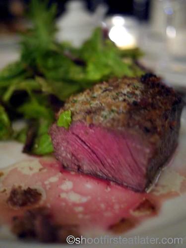 Bouchon in Yountville- Steak Frites $34.95-1