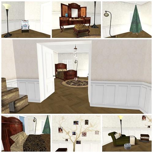 FA - DEER - Whimsy Room