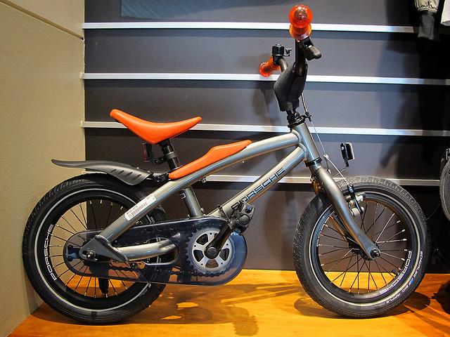 Porsche Kid's Bike