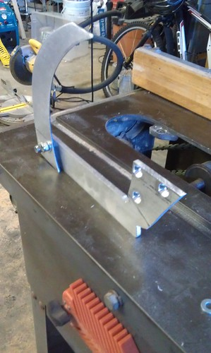 Riving knife assembly