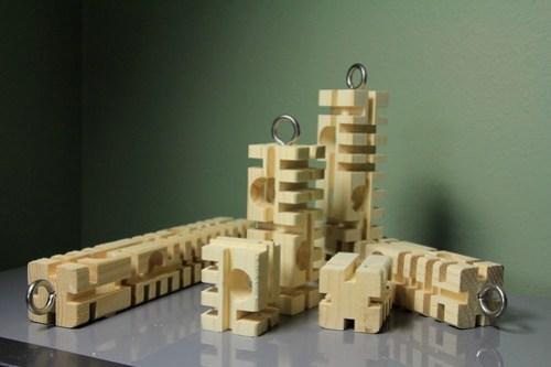 Puzzler Foraging Block