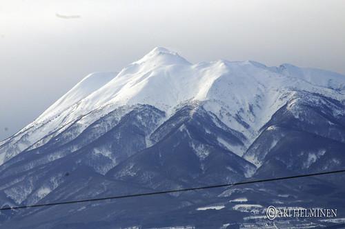 岩手山 Mount Iwate