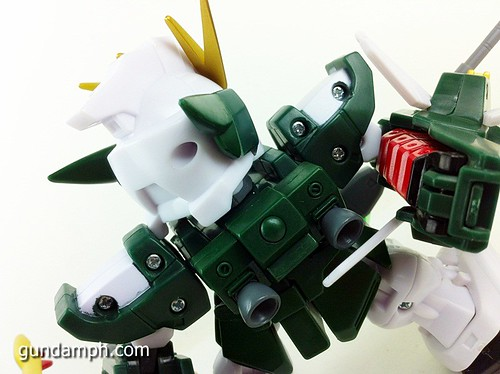 SD Gundam Online Capsule Fighter ALTRON Toy Figure Unboxing Review (35)