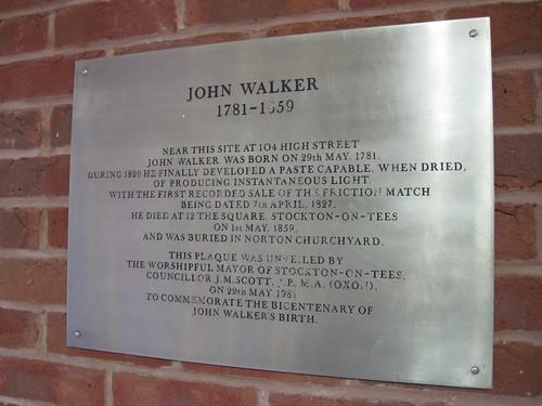 John Walker - Stockton