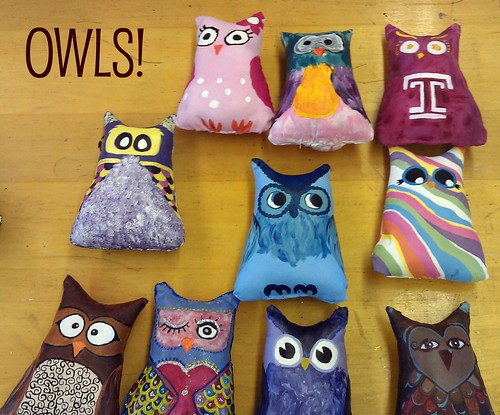 OWLS by creativedawn