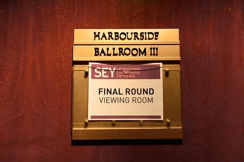 SFU SEY final round