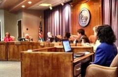 December 1st Board Meeting