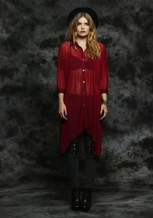 Fall:Winter 2011 Collection - Promotional Photo (24)