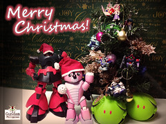 gundamPH christmas greeting 2011