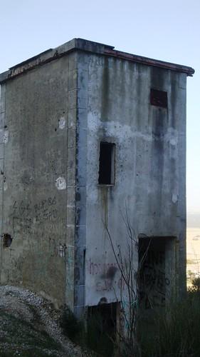Cantera abandonada (edificios)