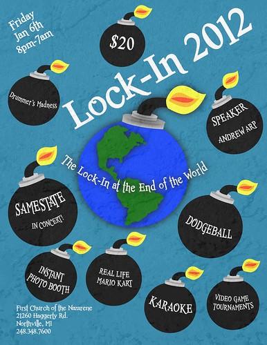 Lock in Flyer 2011