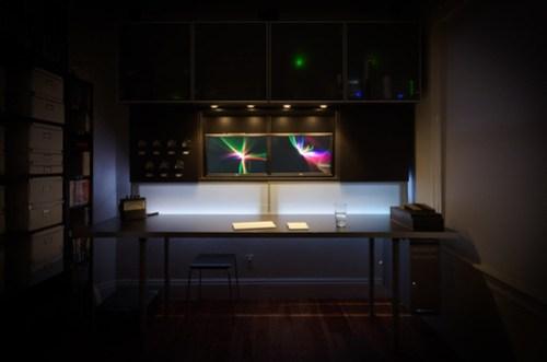 Desk (Night)