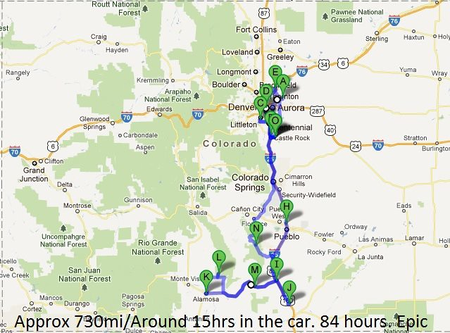 Colorado trip