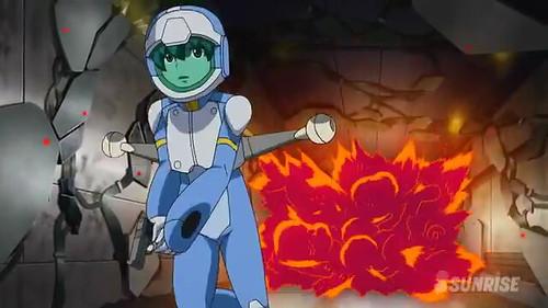 Gundam AGE Episode 15 Those Tears Fall in Space Youtube Gundam PH (54)