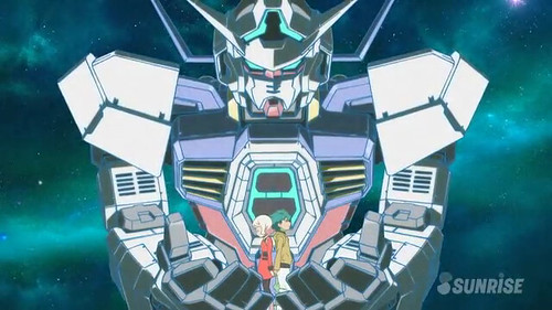 Gundam AGE Episode 15 Those Tears Fall in Space Youtube Gundam PH (79)