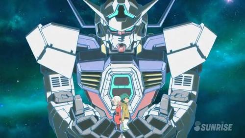 Gundam AGE Episode 15 Those Tears Fall in Space Youtube Gundam PH (79)