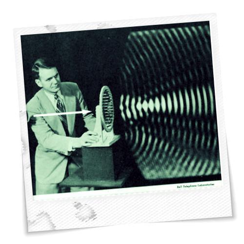 Bell Sound Waves 1
