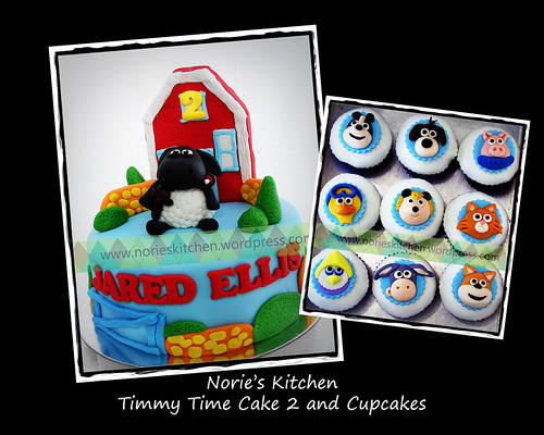 Norie's Kitchen - Timmy Time Cake 2 by Norie's Kitchen