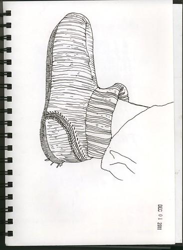 slipper by jmignault