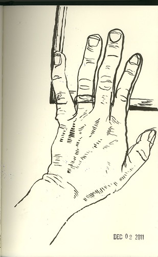 left hand by jmignault
