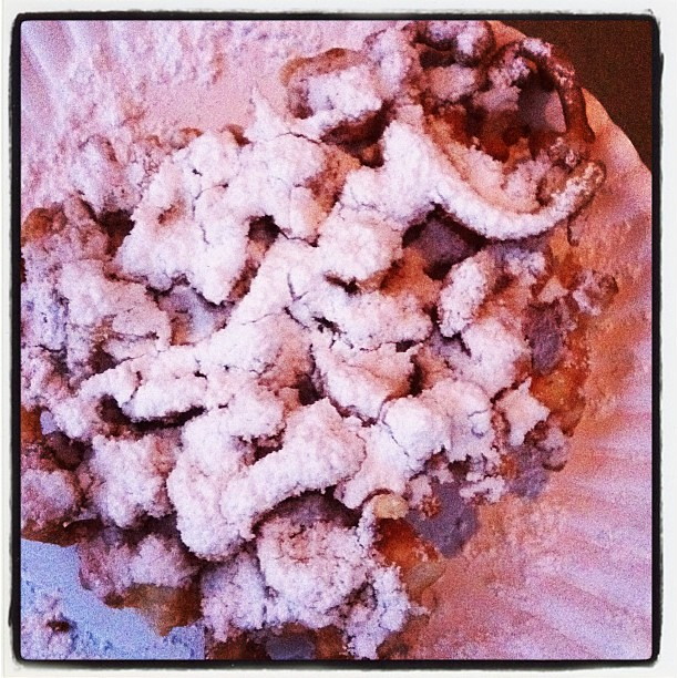Funnel cake yum