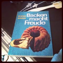 Bible de la pâtisserie allemande