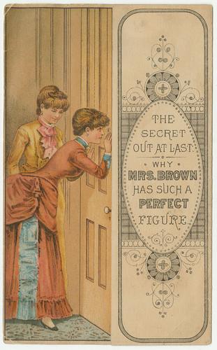Duplex Corset 1/3 ca. 1885