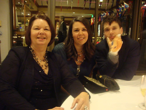 mom, me, kevin