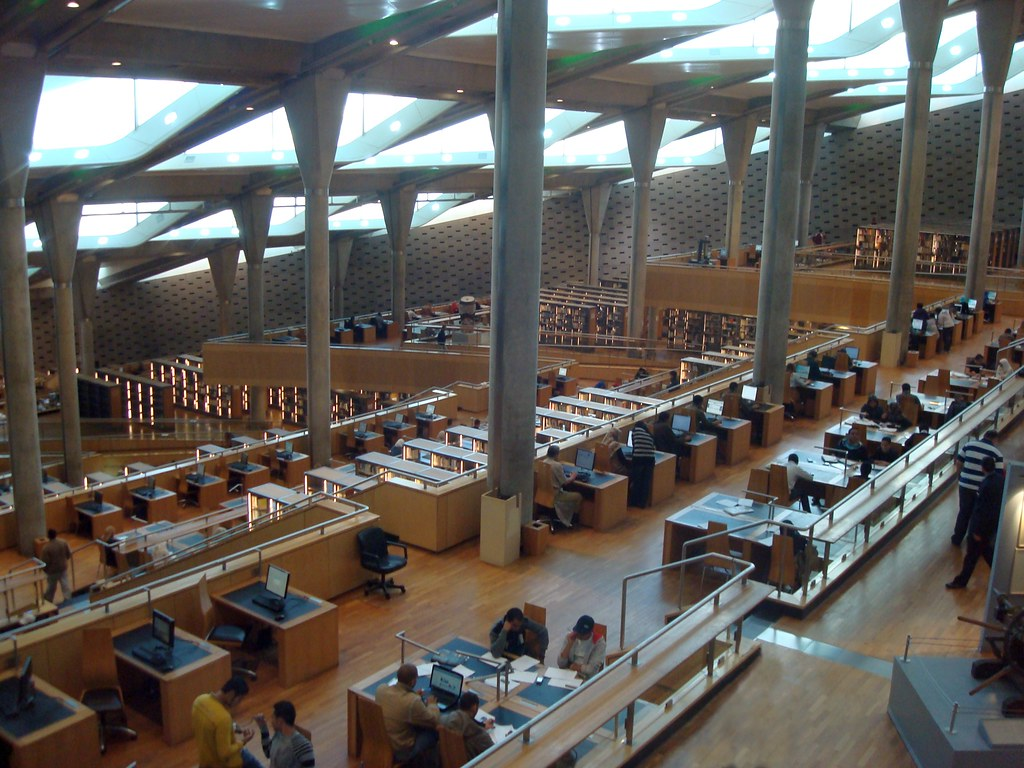 The New Library of Alexandria