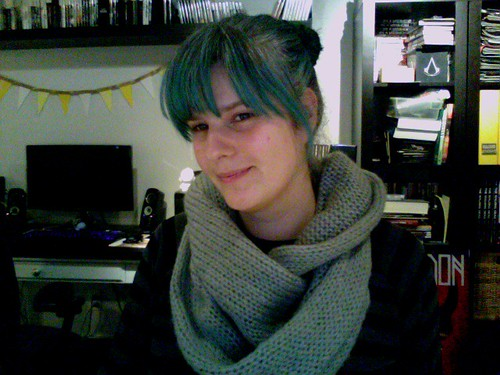 Better Pic of New Scarf