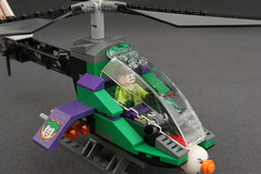 6863 Batwing Battle Over Gotham City - Joker's Helicopter 9